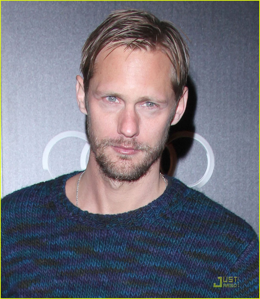 alexander skarsgard audi golden globe party 062509762