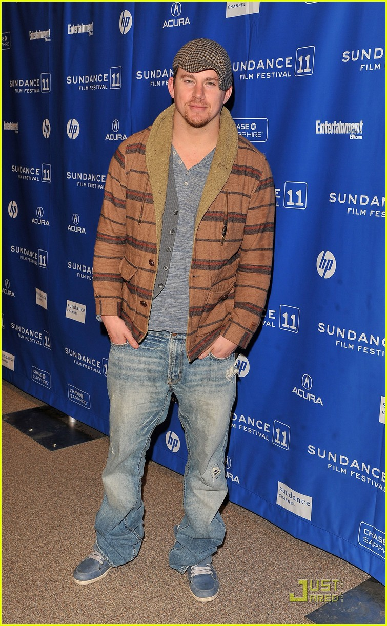 channing tatum jenna dewan son premiere sundance 02