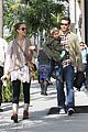 jessica alba cash warren breakfast 06