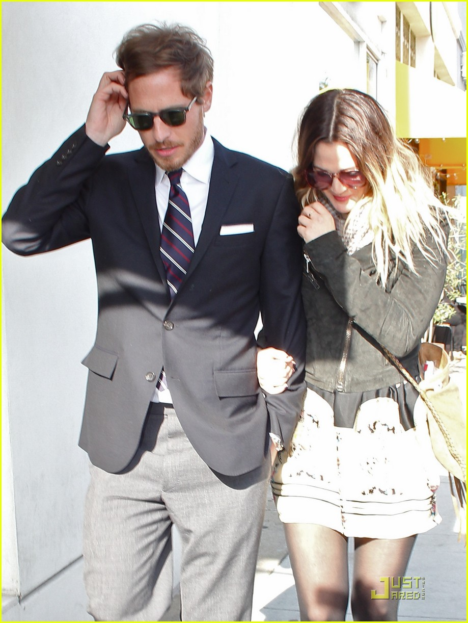 drew barrymore will kopelman e baldi lunch 042522514