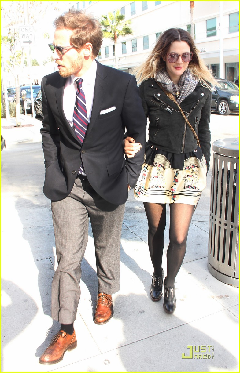 drew barrymore will kopelman e baldi lunch 092522519