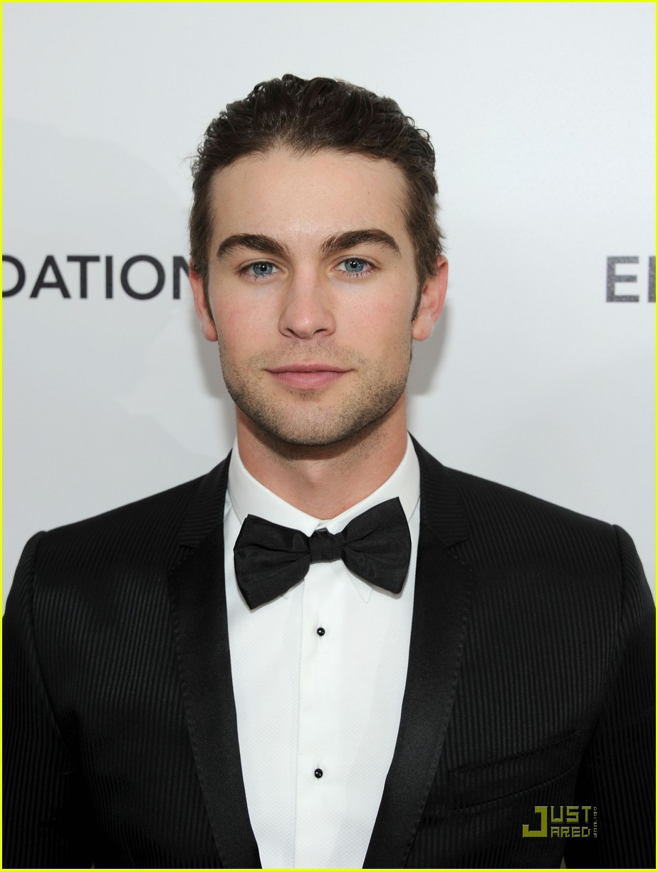 chace crawford matthew morrison oscars 2011 06