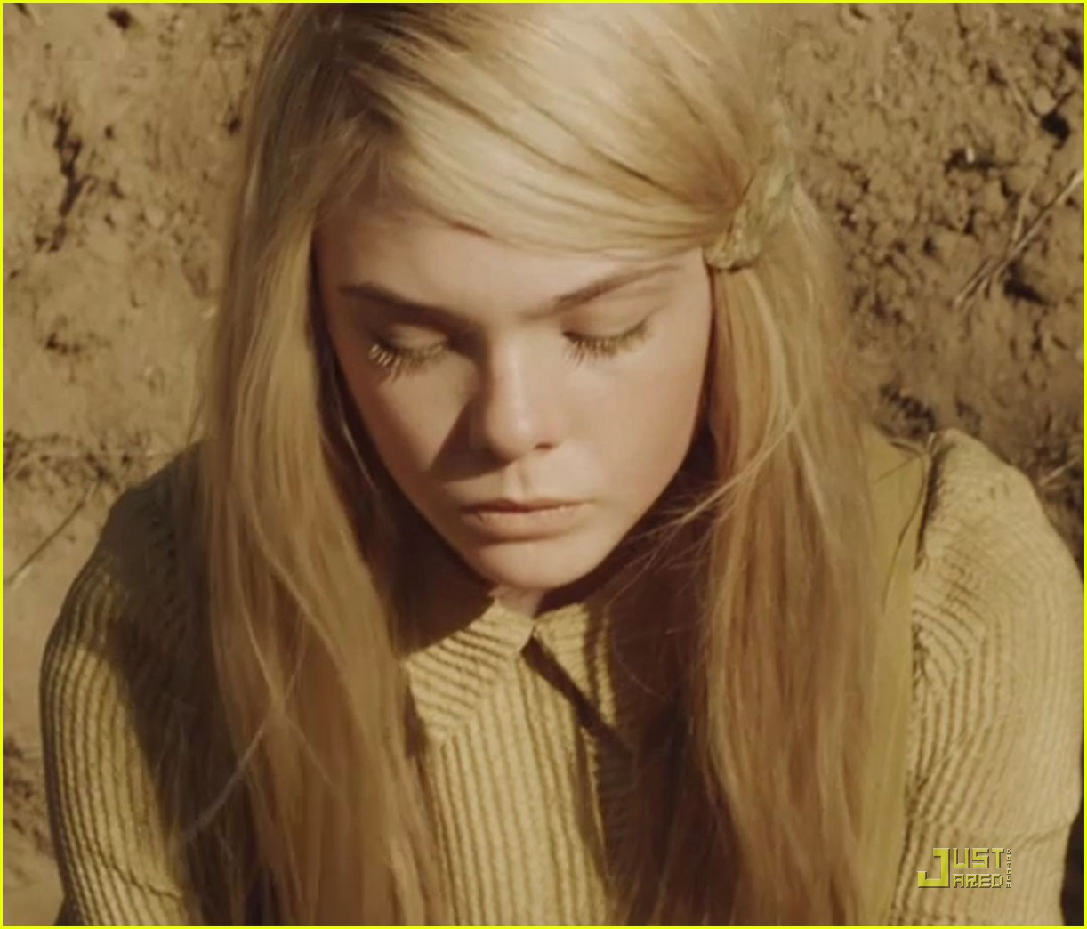elle fanning rodarte video 01