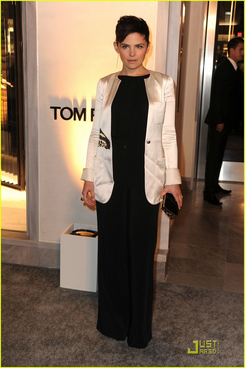 ginnifer goodwin tom ford flagship opening 02
