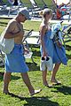 kelsey grammer miami poolside with kayte walsh 04