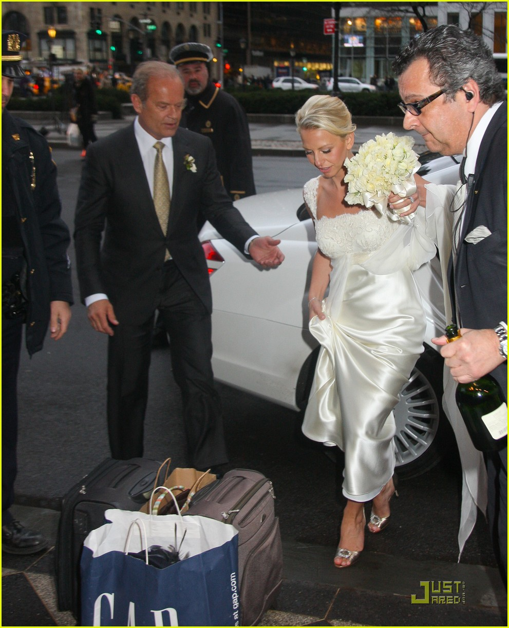 kelsey grammer kayte walsh wedding 05