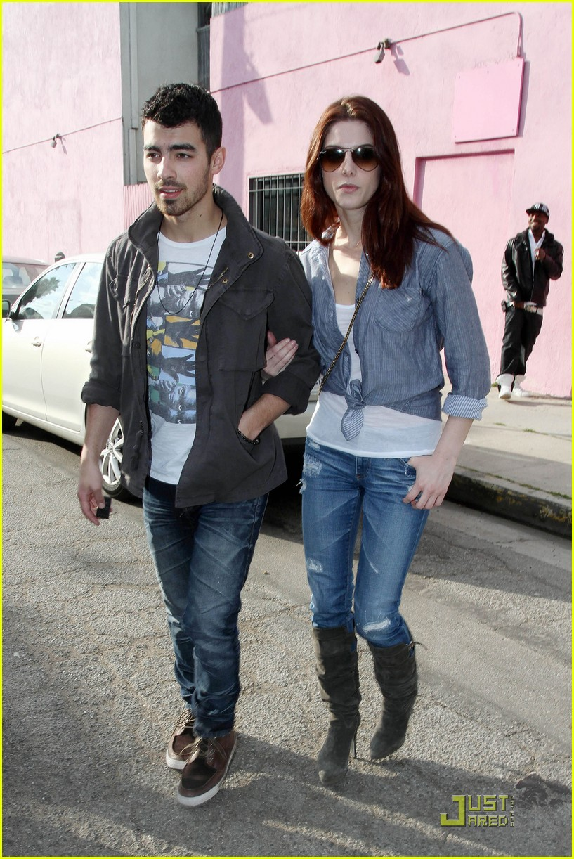 ashley greene joe jonas afternoon lovers 03