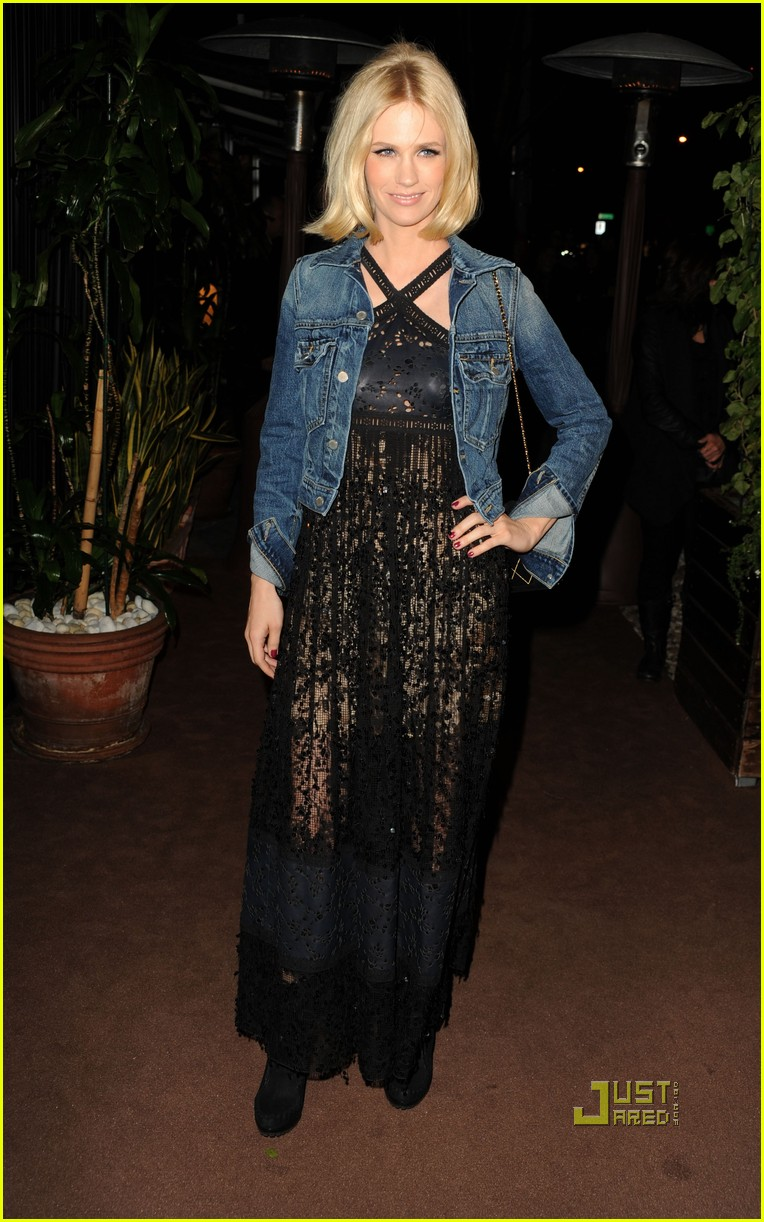 january jones chanel charles finch dinner 04