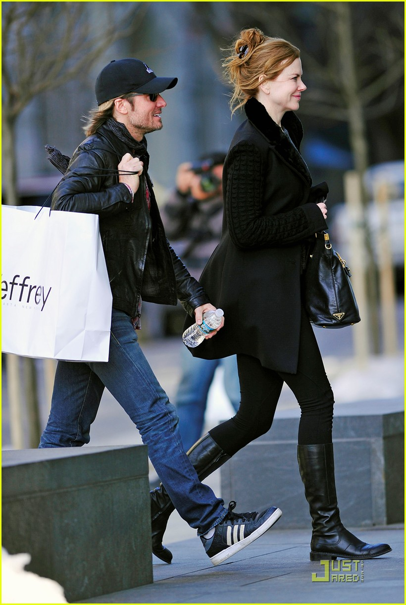 nicole kidman keith urban west village 02