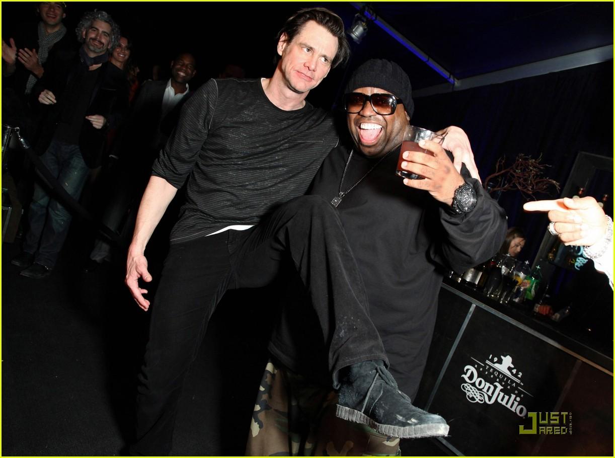 Demi Moore & Ashton Kutcher: Don Julio Super Bowl Party ...