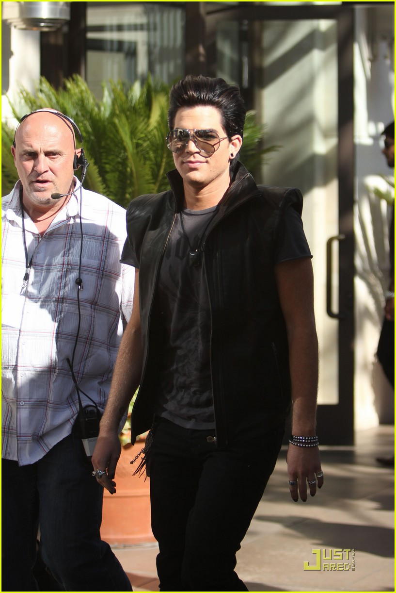 adam lambert grove guy 082518228