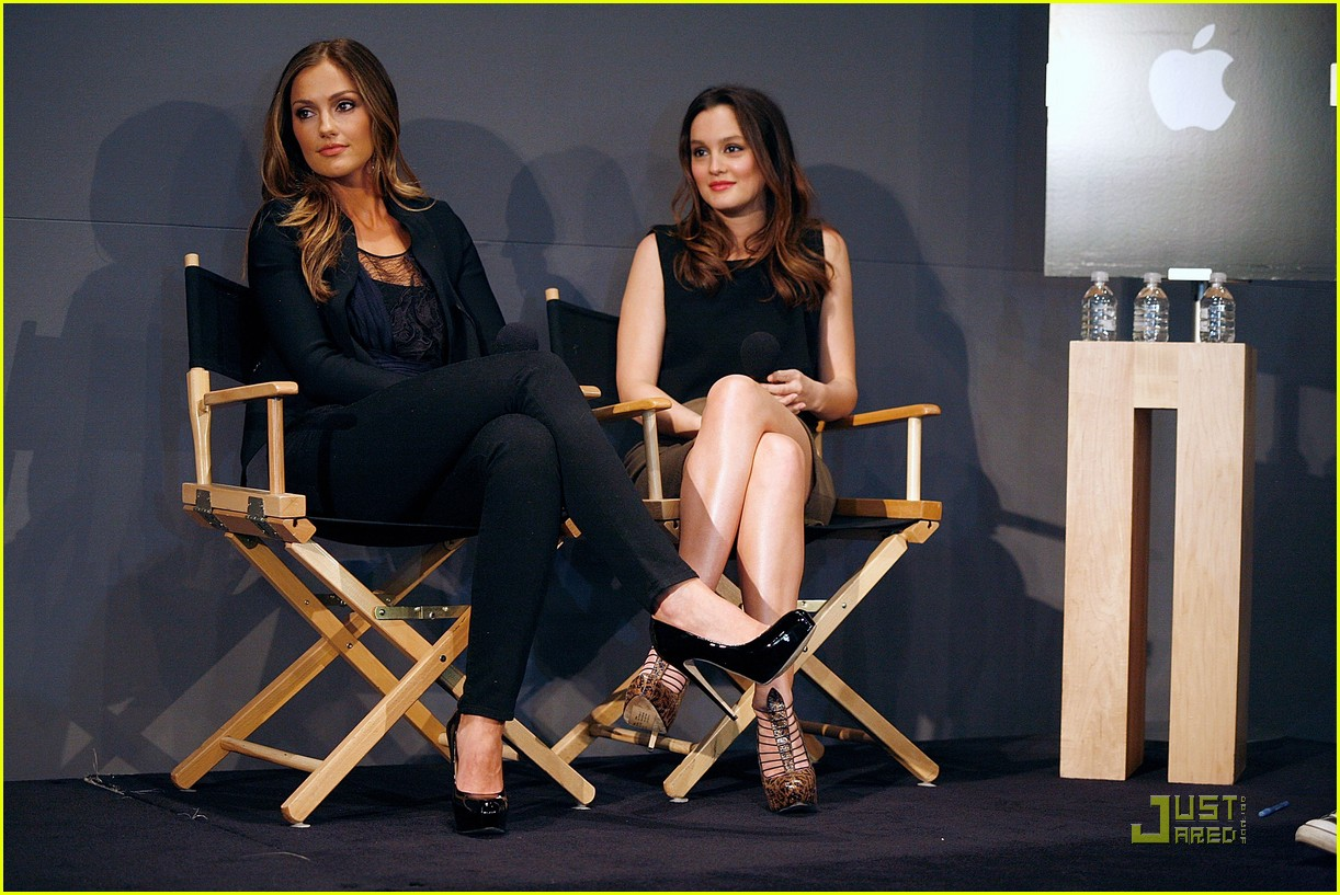 leighton meester minka kelly apple soho 03