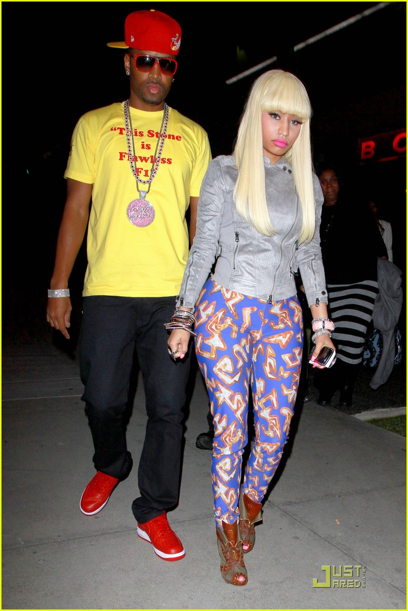 nicki minaj boa steakhouse 052521594