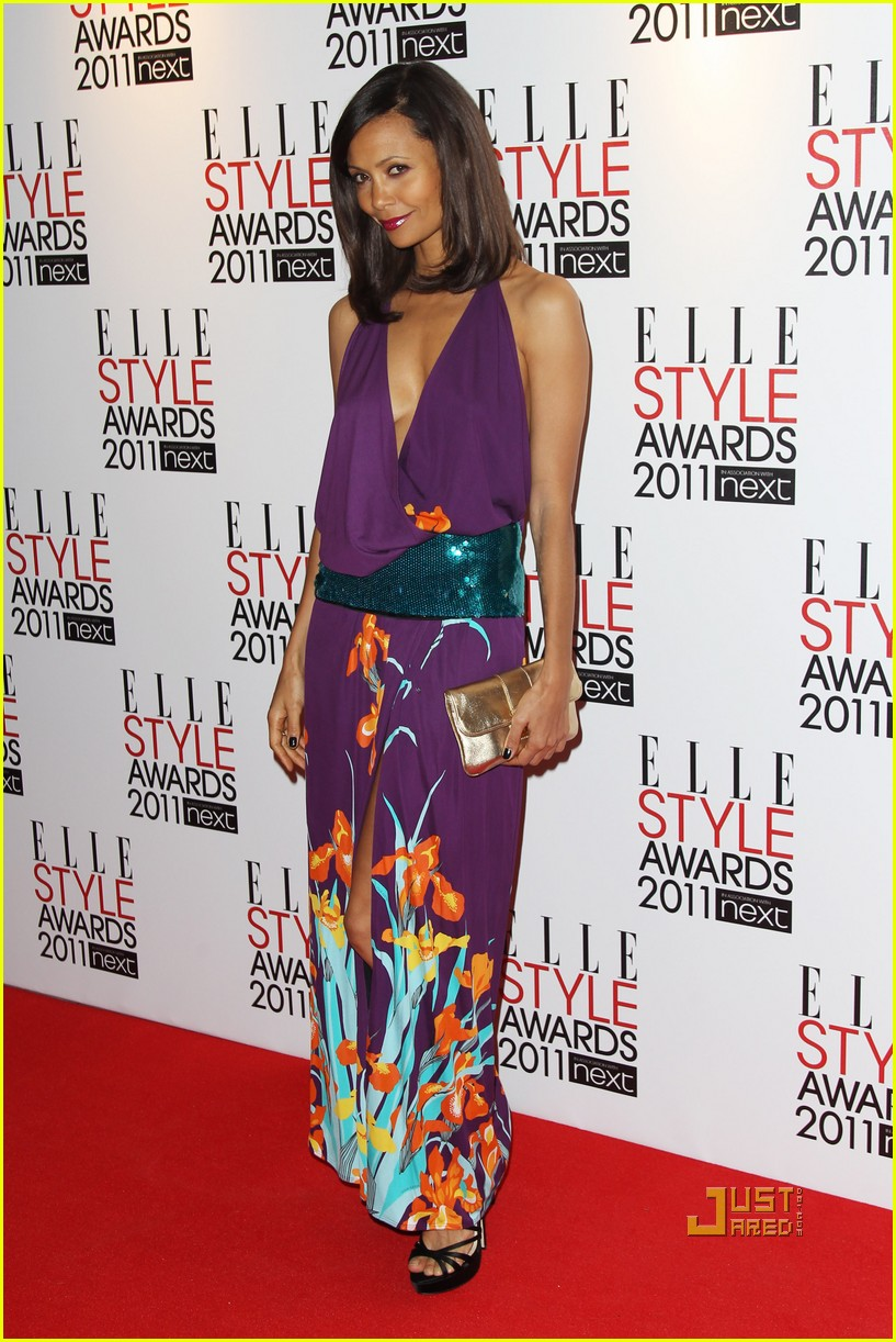 thandie newton baftas elle style awards 11