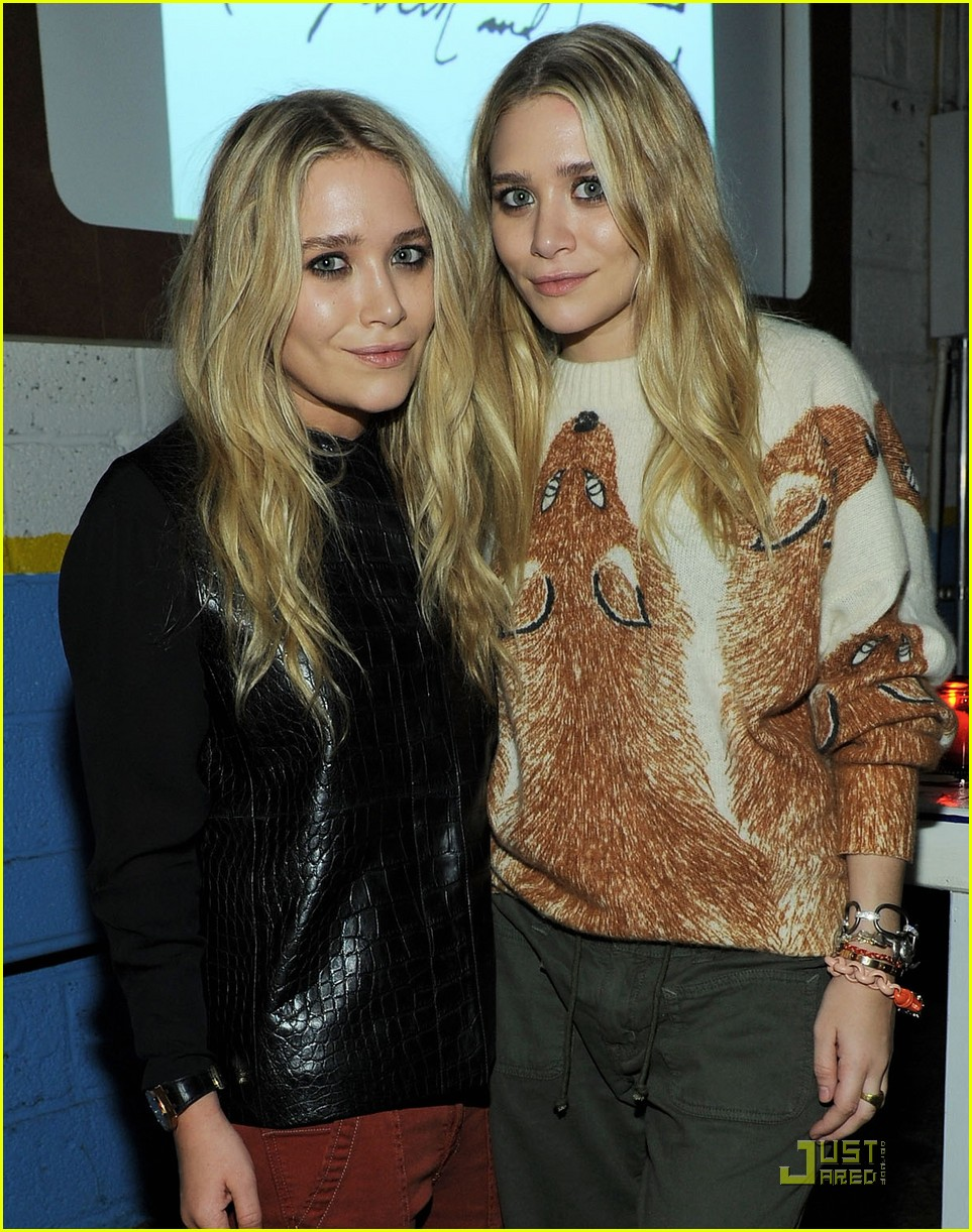 mary kate ashley olsen elizabeth james celebration 05