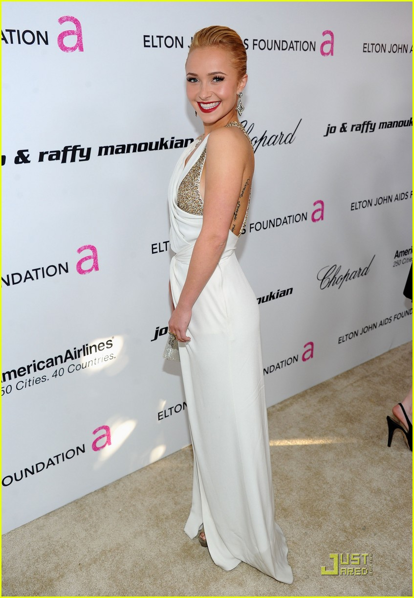 hayden panettiere oscars viewing party 02