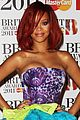 rihanna brits red carpet 04