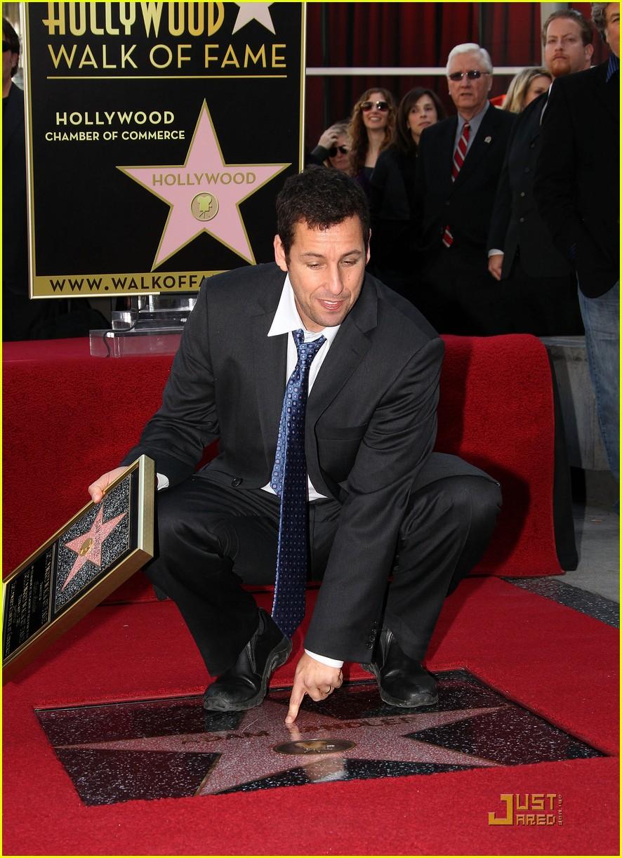 Adam Sandler: Star on ...