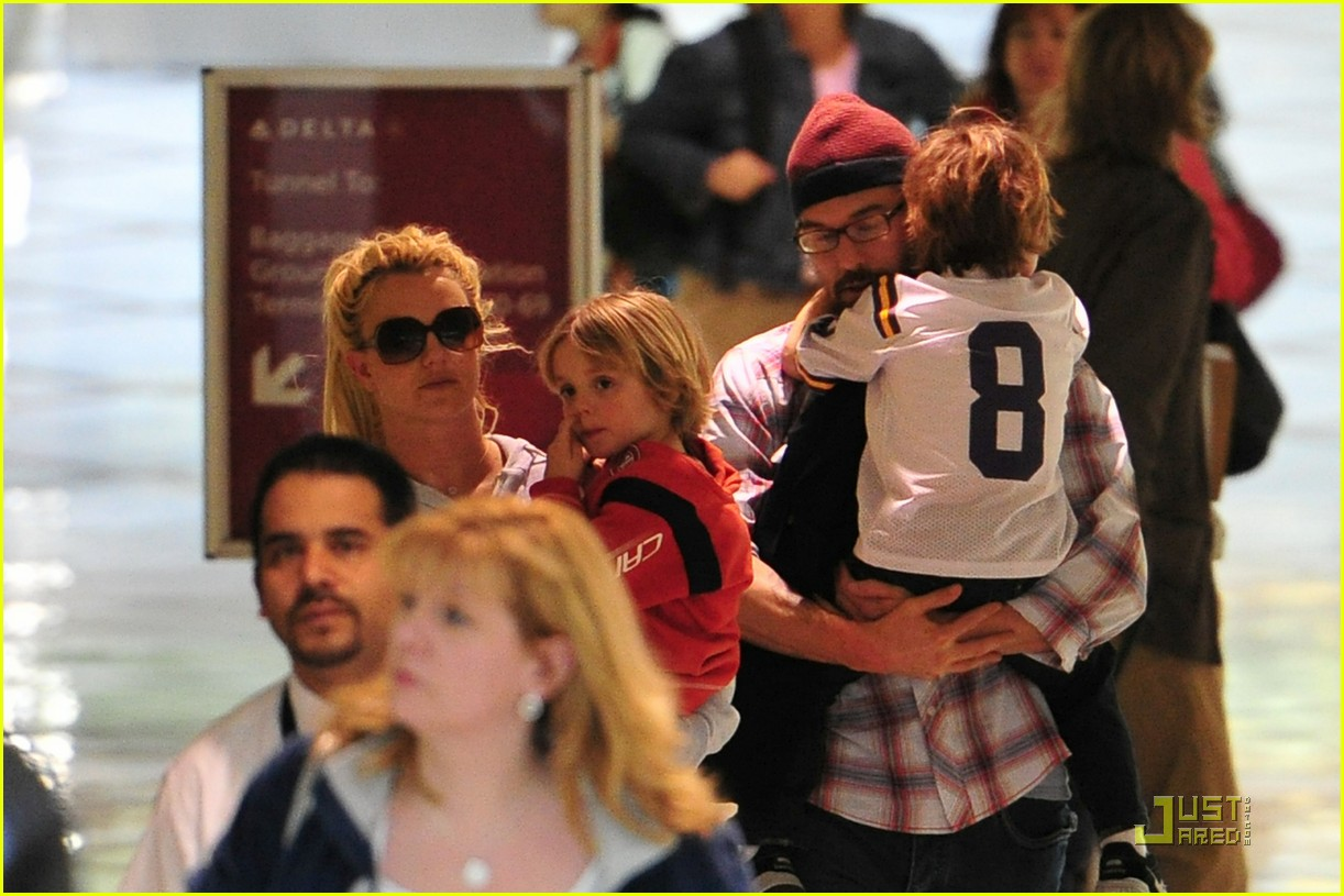 britney spears jason trawick lax 06