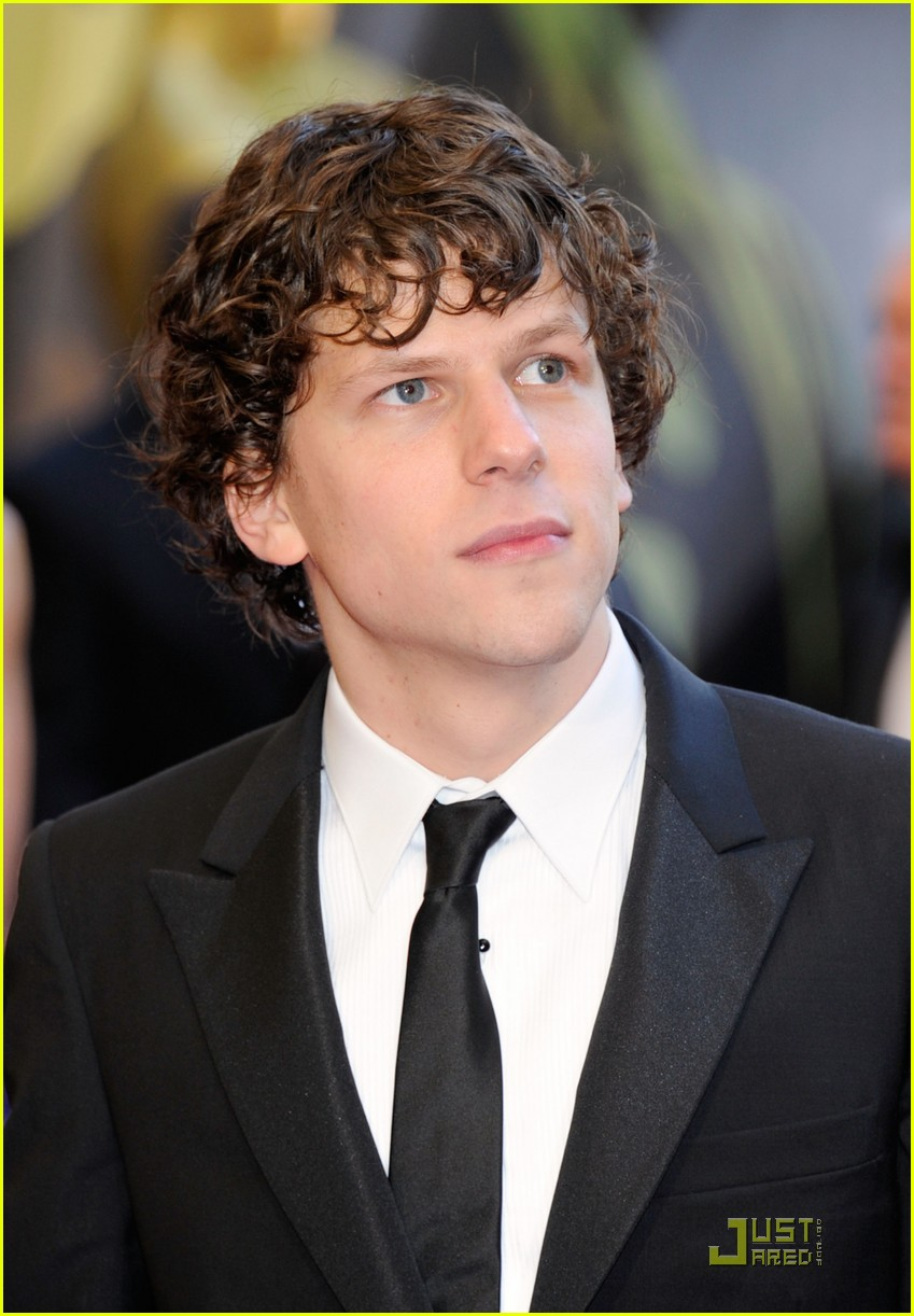 jesse eisenberg justin timberlake 2011 oscars 07
