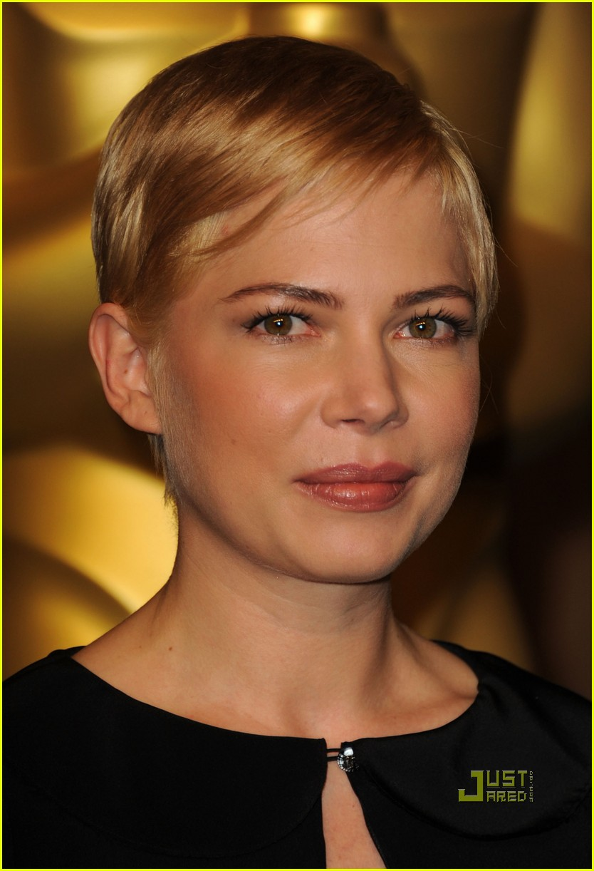 michelle williams oscar nomination luncheon 032517584