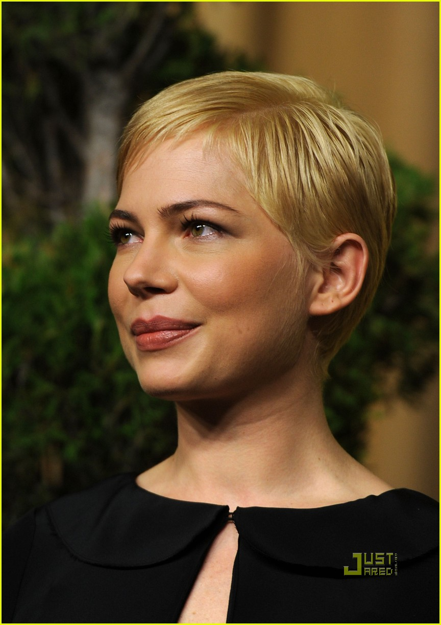 michelle williams oscar nomination luncheon 09