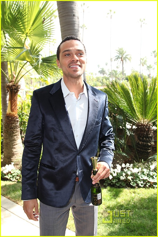 jesse williams kerry washington essence luncheon 10