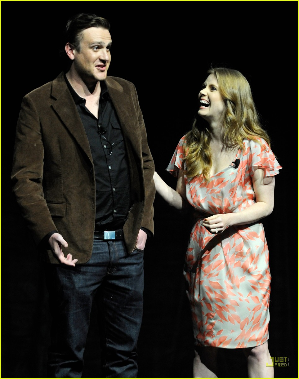 amy adams jason segel muppets cinemacon 01