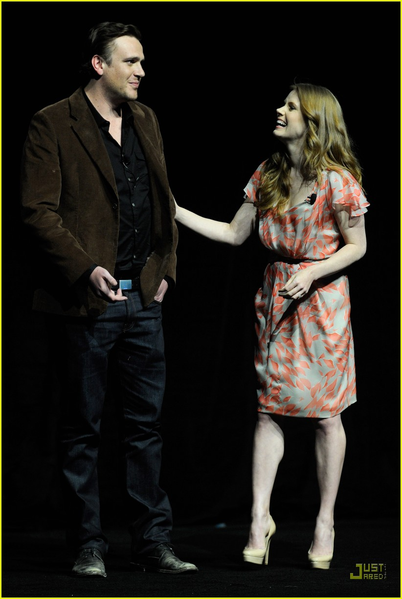amy adams jason segel muppets cinemacon 03