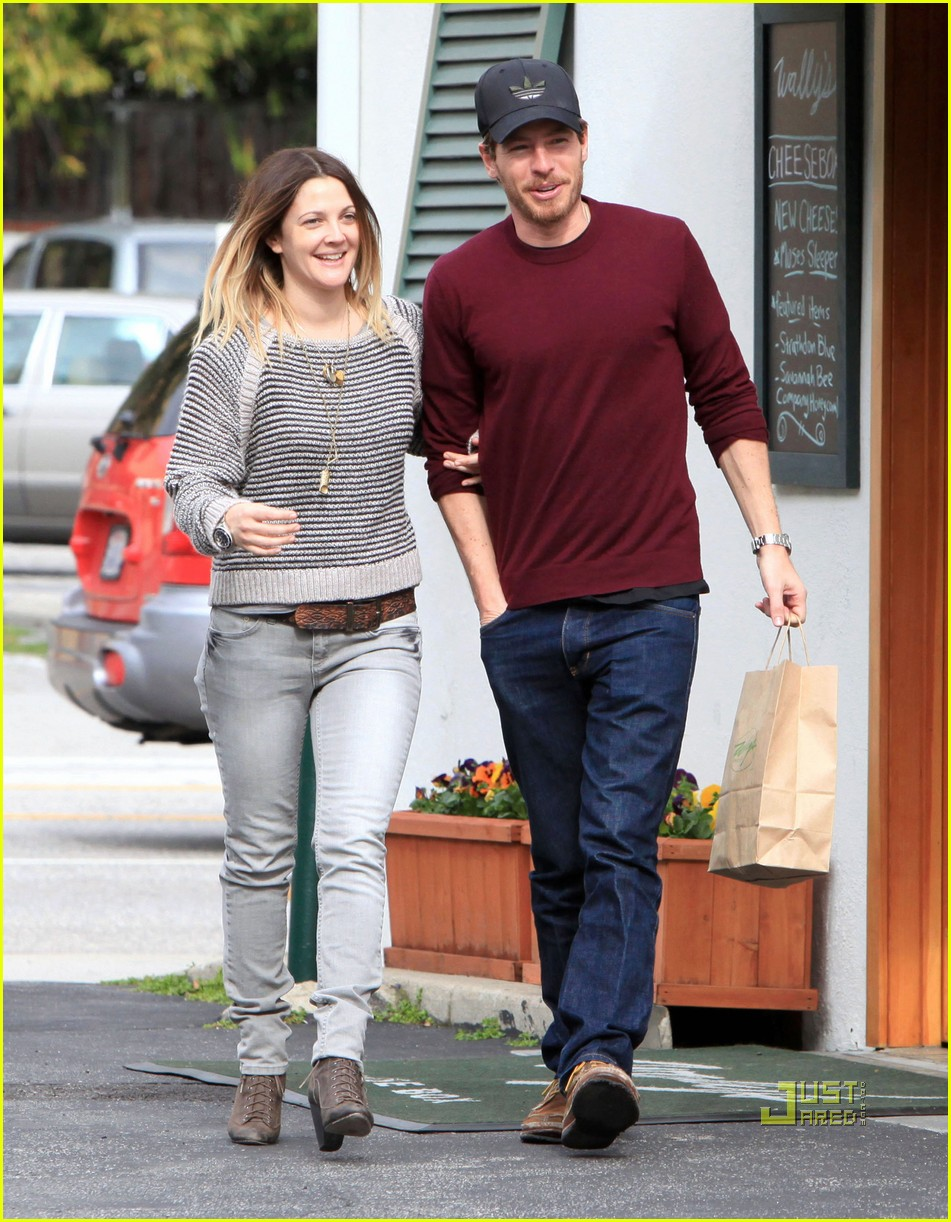 drew barrymore will kopelman lunch cheese box 052530748