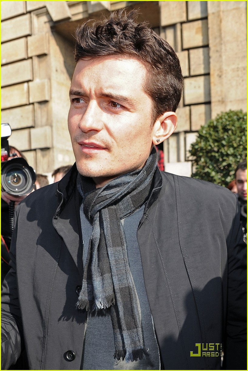 orlando bloom friendly and fashionable 02