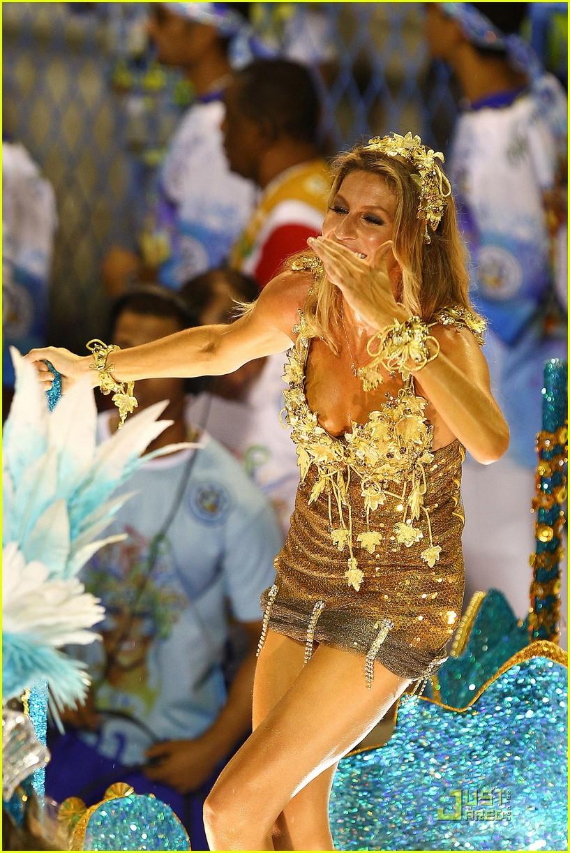 gisele bundchen samba 01