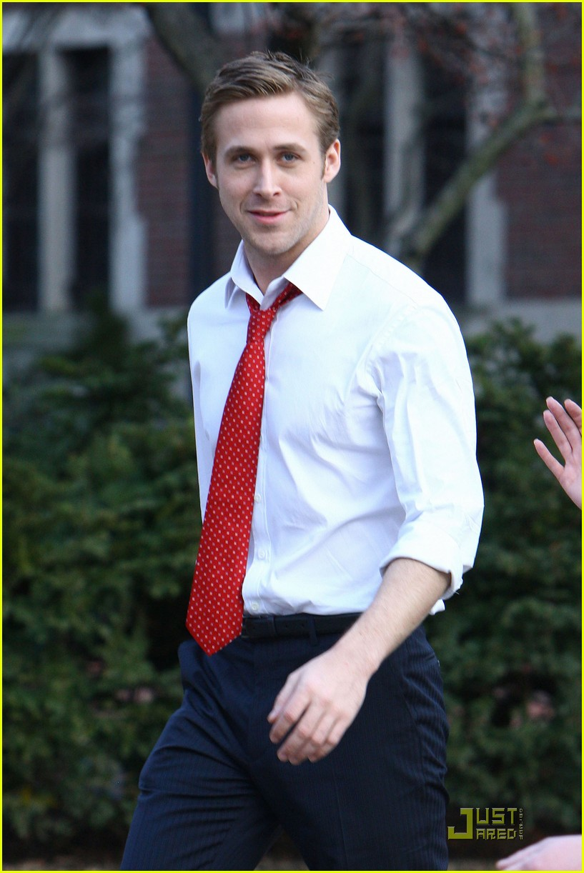 ryan gosling hard days night 10