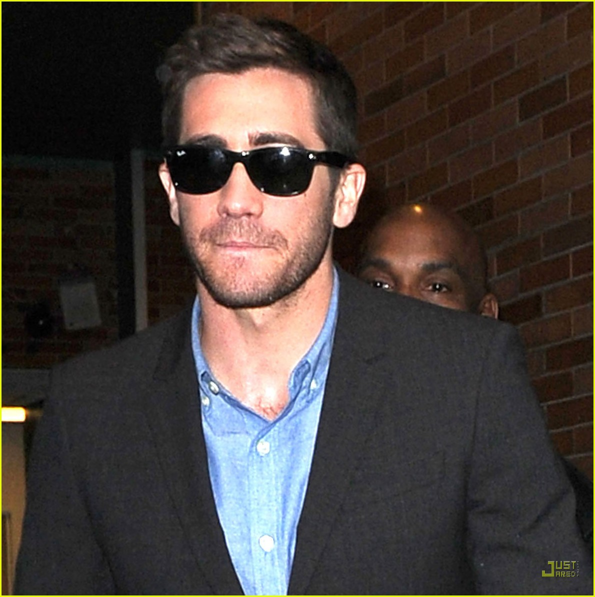 jake gyllenhaal good morning america 02