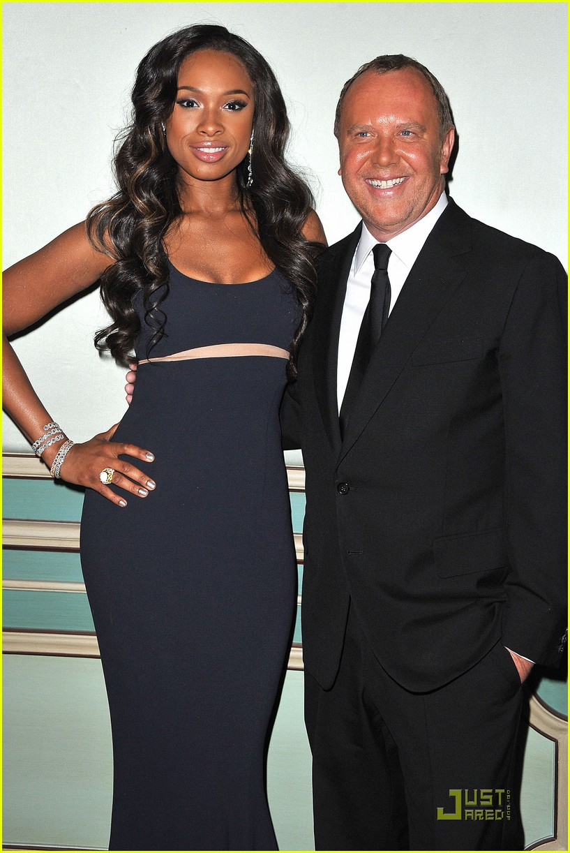 jennifer hudson amber heard michael kors party 13