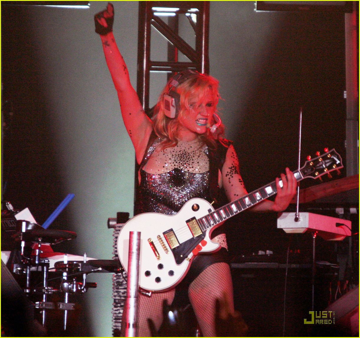 kesha sydney concert 02