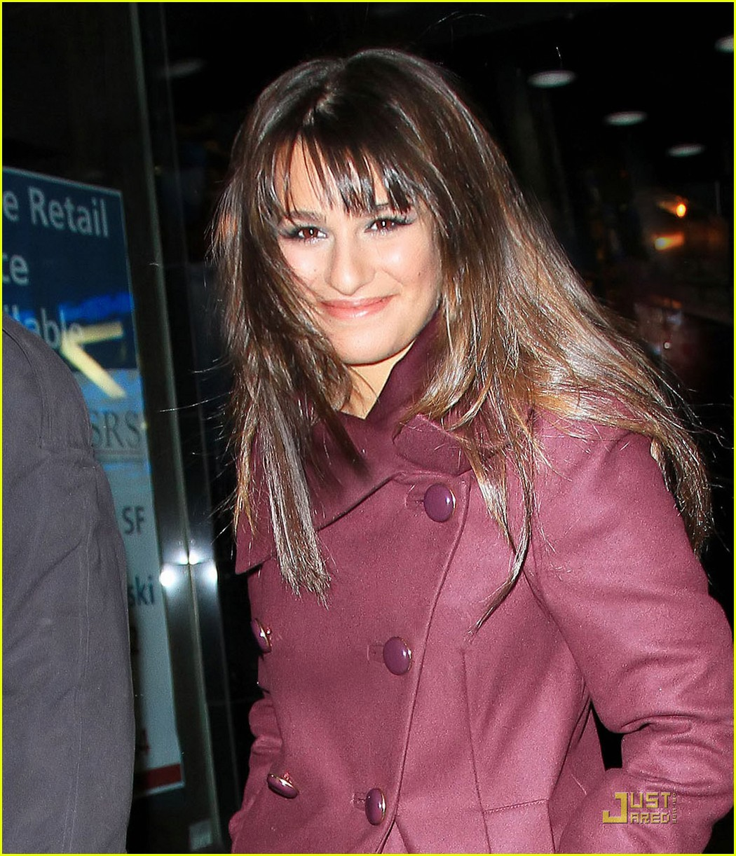 lea michele new years eve 02