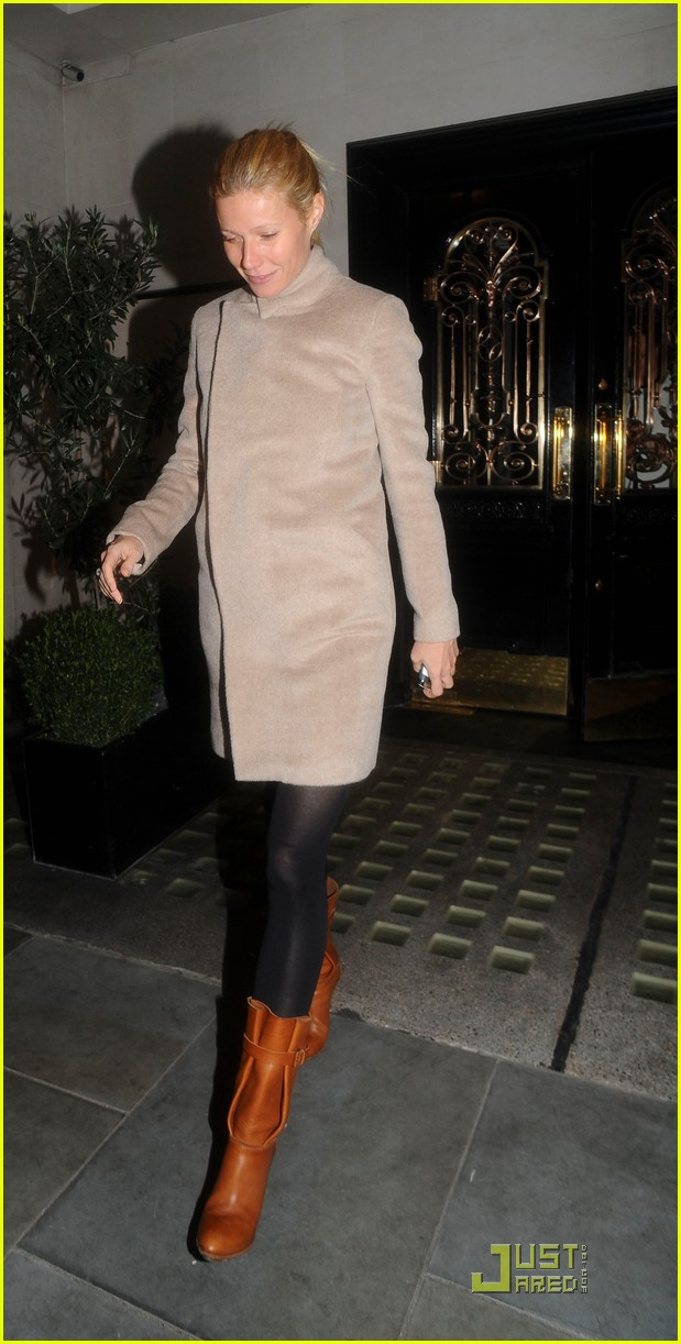 gwyneth paltrow stella mccartney dinner 042527957