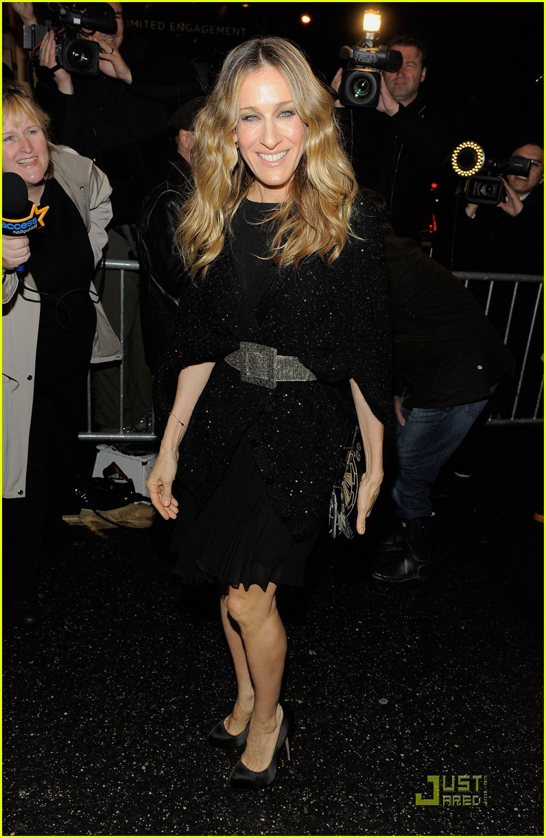 sarah jessica parker that championship opening 012525591
