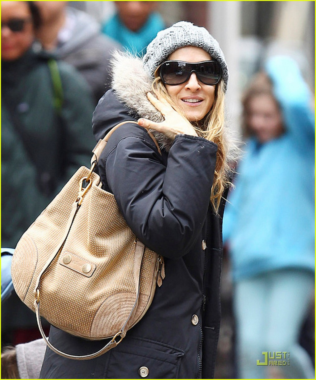 sarah jessica parker twins grocery shopping 03