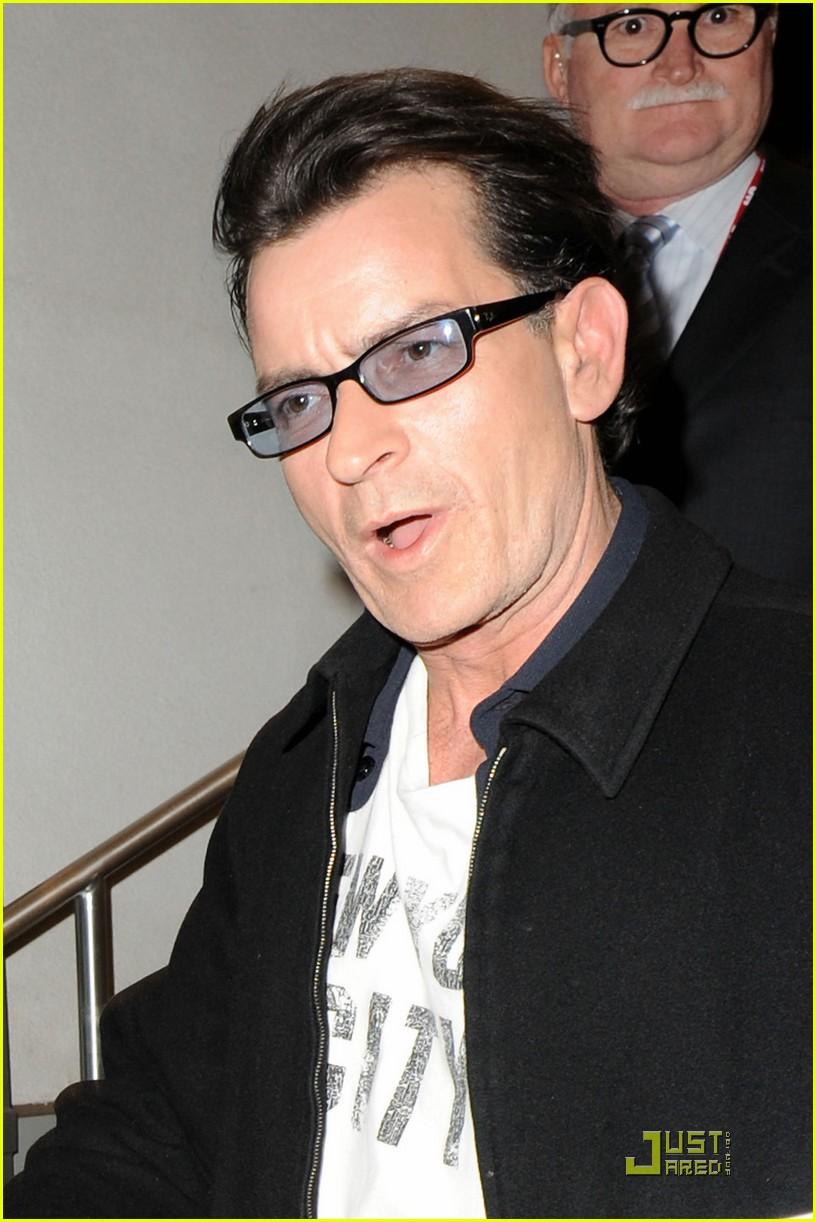 charlie sheen my motto is to enjoy every moment 05