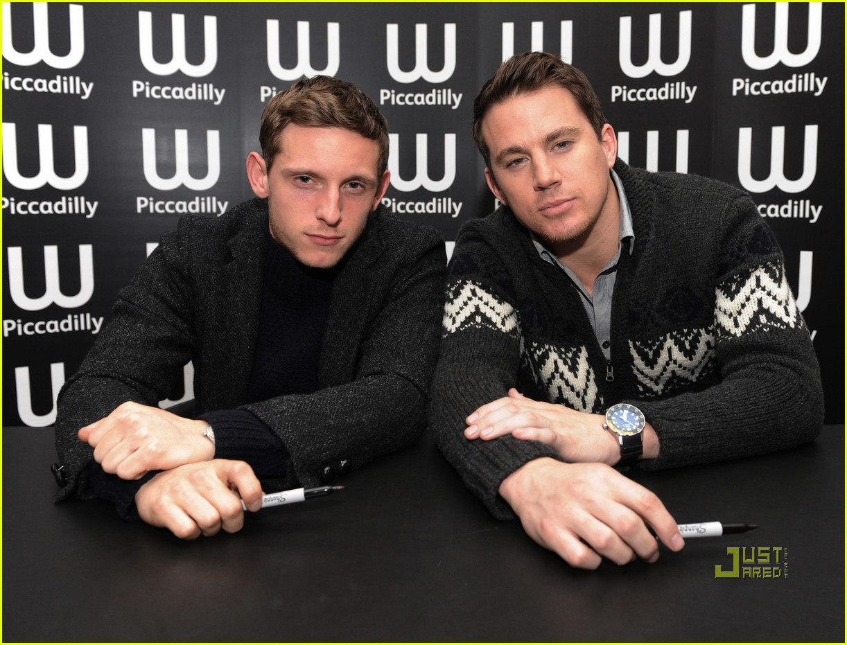 channing tatum jamie bell sign eagle 13