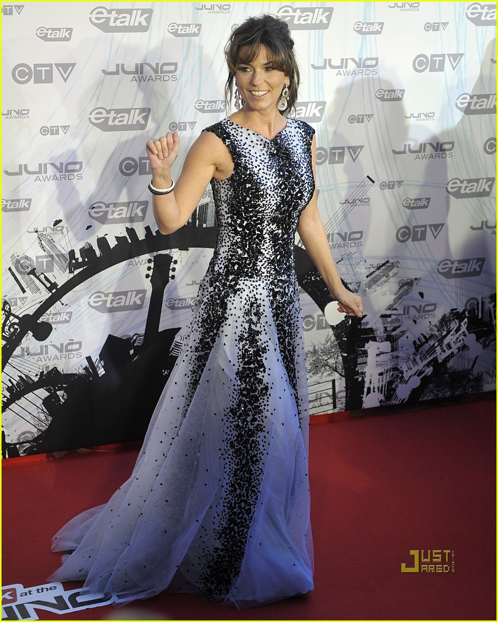 shania twain juno awards 2011 03