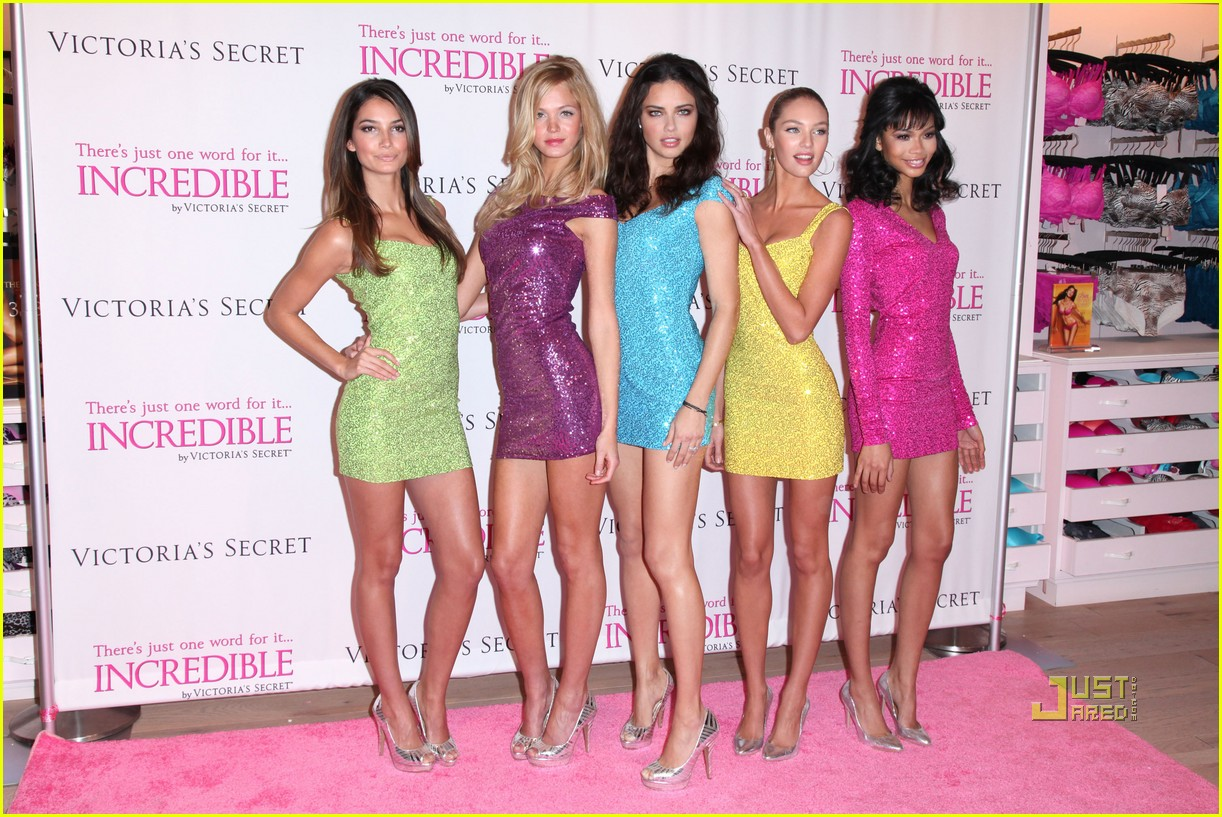 victorias secret angels incredible 052524243