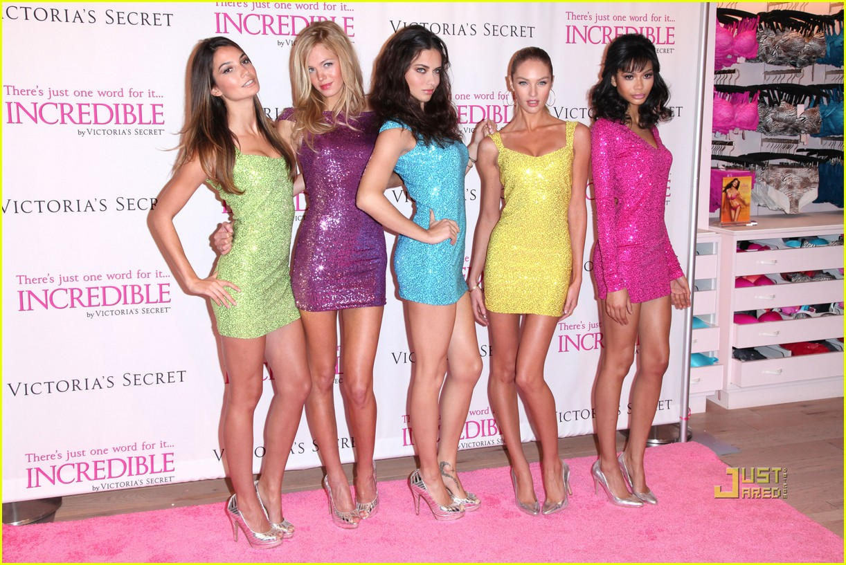 victorias secret angels incredible 22