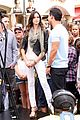 odette annable breaking in on extra 09