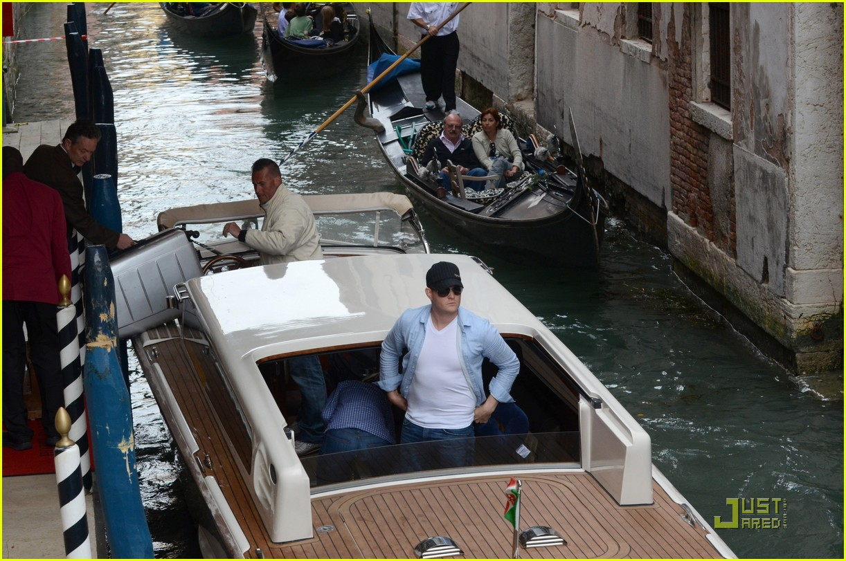 michael buble luisana lopilato venice vacation 11