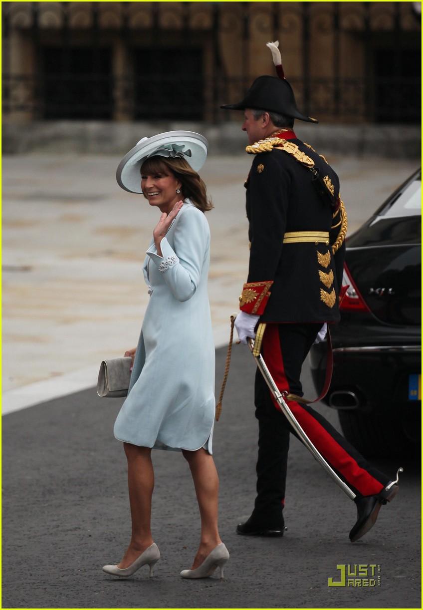 carole michael middleton royal wedding parents 10 - Royal Wedding In Jeopardy