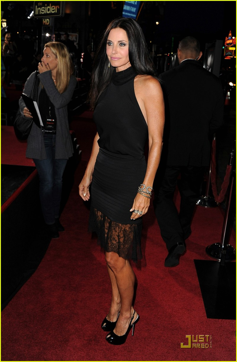 courteney cox david arquette neve campbell scream 4 premiere 22