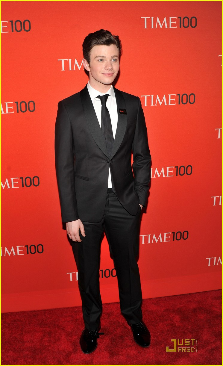 darren criss chris colfer time 100 gala 02